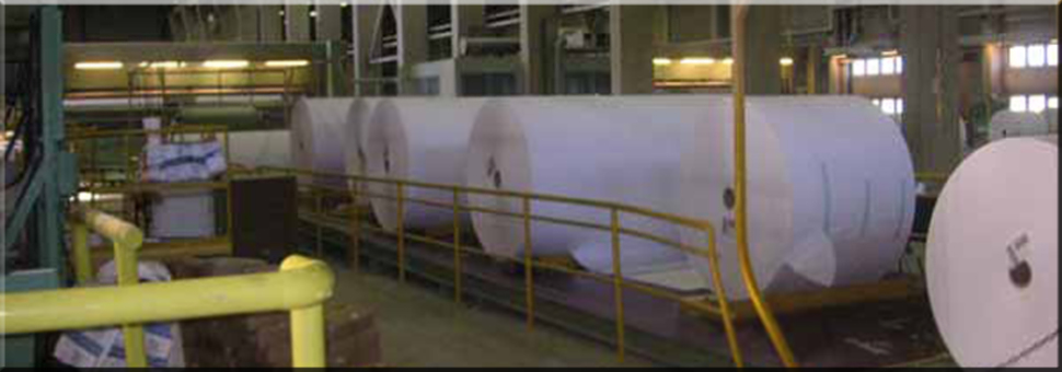Монтаж оборудования целлюлозно-бумажной промышленности
